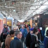 2019 February Art Shows – Sign-Up For Membership Info Tables, Enjoy Panel/Lecture